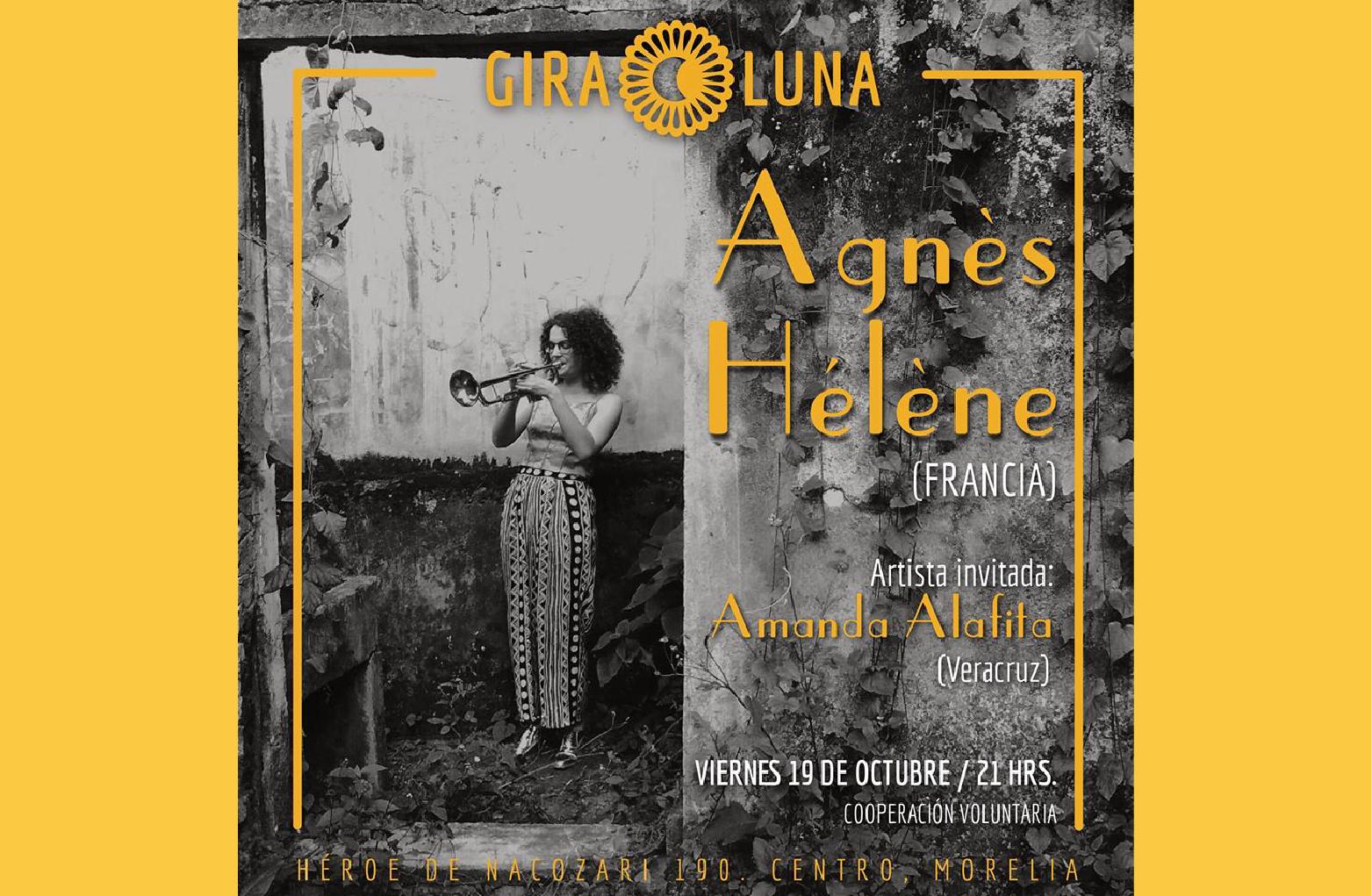 Giraluna Agnés Hélène