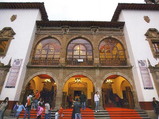Teatro Emperador Caltzontzin
