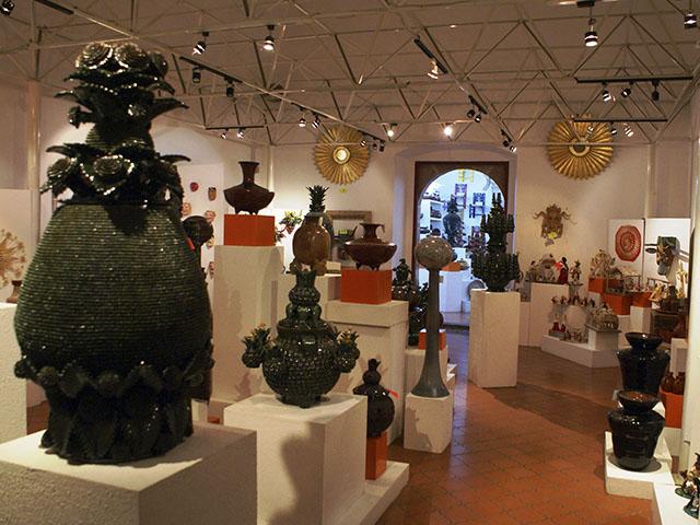 Museo Michoacano de las Artesanías