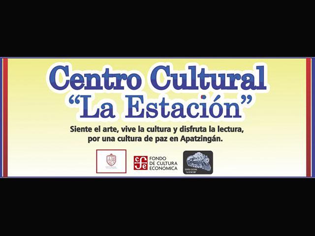 """Centro Cultural """"La Estación"""" de Apatzingán"""