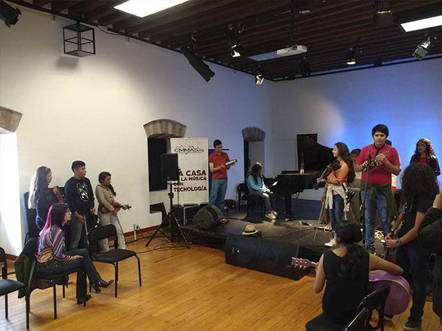 Centro Mexicano Para la Música y las Artes Sonoras (CMMAS)