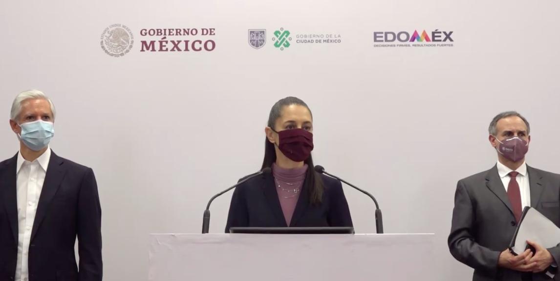 La Secretaría de Cultura informa sobre suspensión de actividades presenciales en el Valle de México