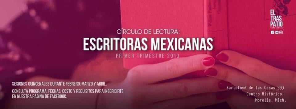 """Inicia el """"Círculo de lectura: escritoras mexicanas"""""""