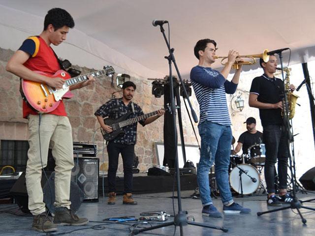 """""""Pang Trío"""" y """"Gerardo Estrada Quartet"""" son los ganadores del Concurso de Ensambles de Jazz"""