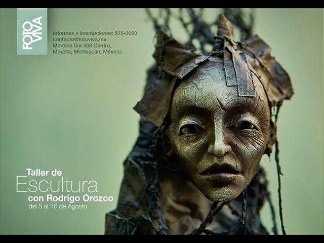 Para contar historias a través de la escultura