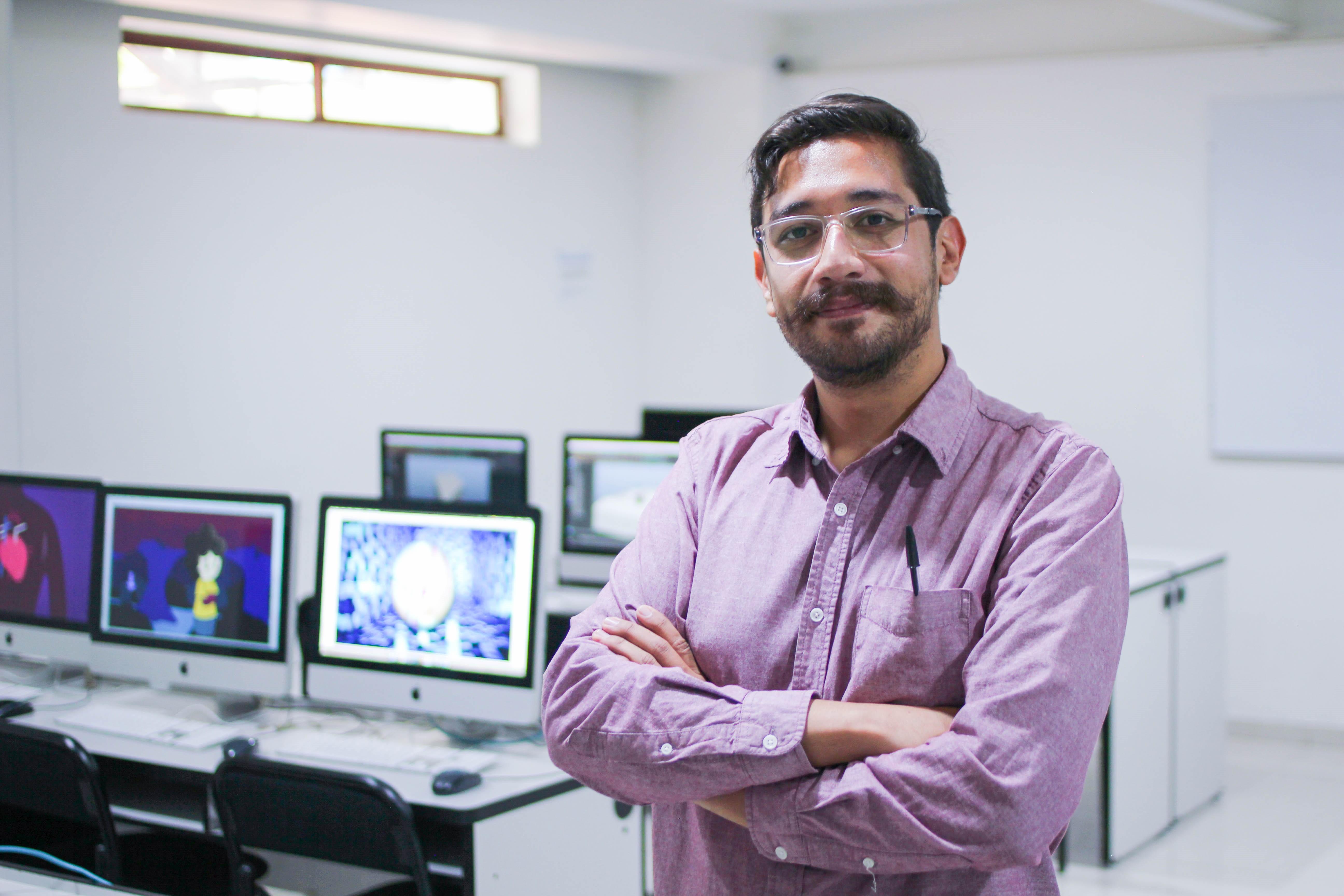 Animadores mexicanos destacan por su visión y preparación académica