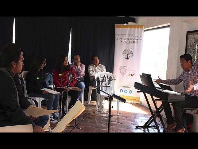Inspira a Ecuador el modelo educativo del Sistema Nacional de Fomento Musical para crear su propia red de orquestas y coros