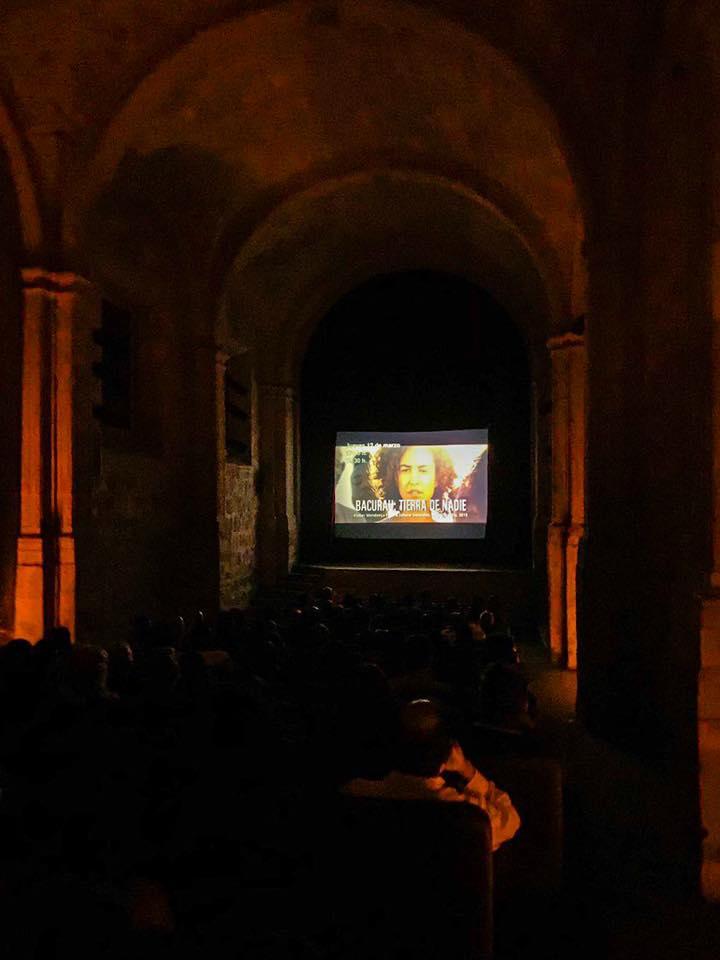 Por primera vez el Teatro José Rubén Romero es casa de la Muestra Internacional de Cine de la Cineteca Nacional