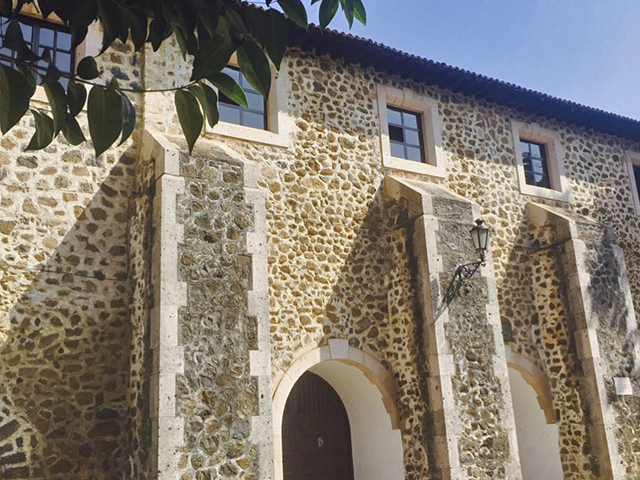 Centro Cultural Tiripetío (Ex Convento De San Juan Bautista Tiripetío)
