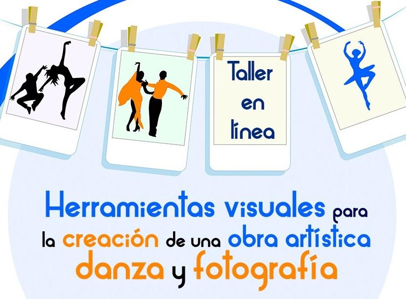 Invitan a taller de herramientas visuales para danza y fotografía