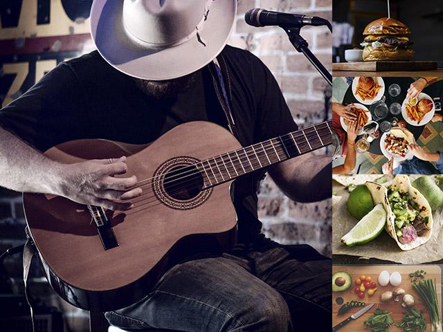 Guitarra a la carta: música al gusto de comensal