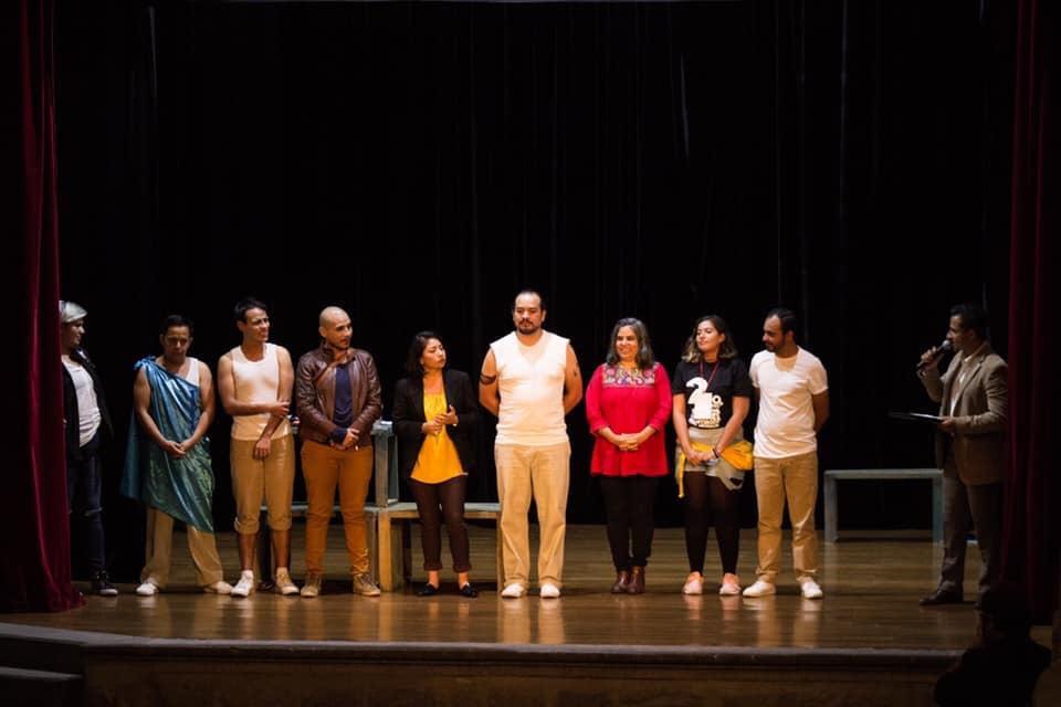 Rumis abre el Segundo Encuentro Nacional de Jóvenes Dramaturgos