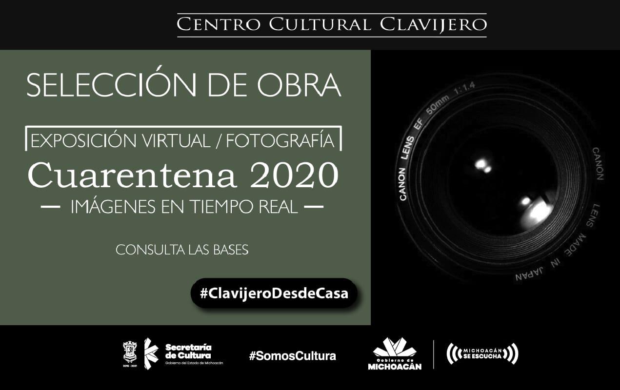 Abren convocatoria de fotografía con el COVID-19 como tema
