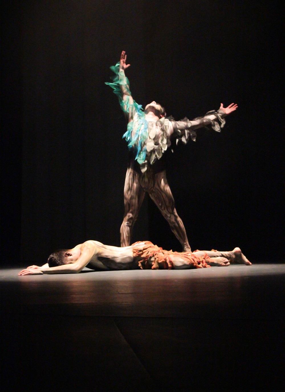 Yoko'Danza genera, con el movimiento y la música, un diálogo creativo