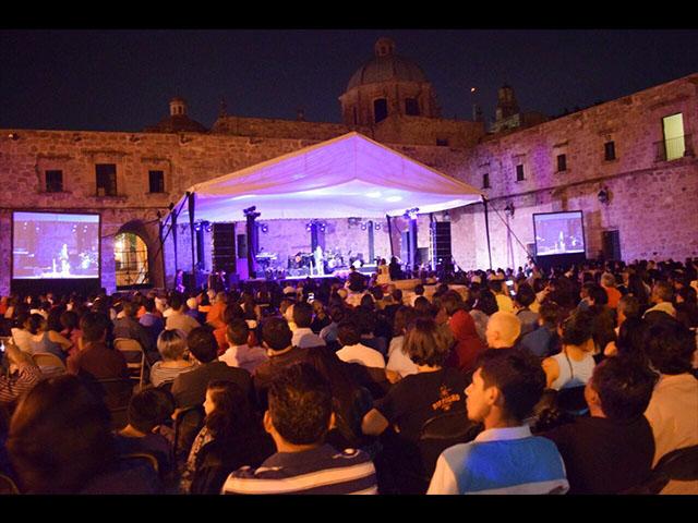 Sarabanda y La Serpiente danza inauguran el Jazztival Michoacán 2019