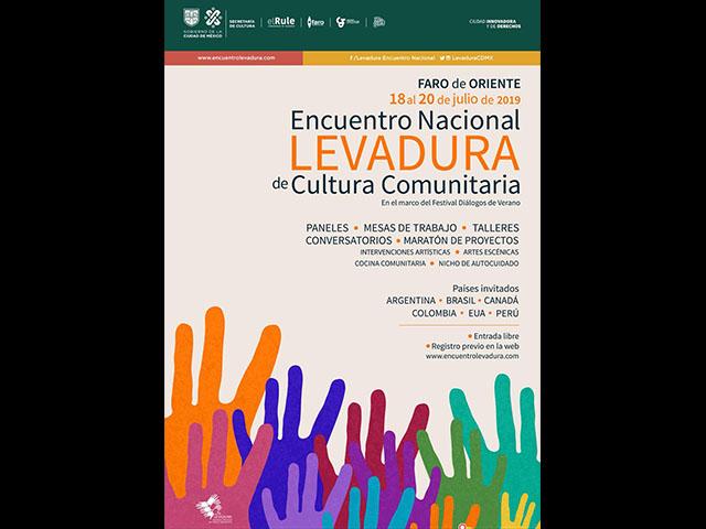 Convoca Secretaría de Cultura de la Ciudad de México a reflexionar sobre la trascendencia de la cultura comunitaria