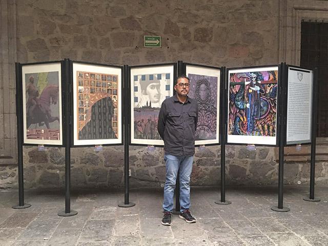 Rostros, figuras y momentos de Morelos en Palacio Municipal