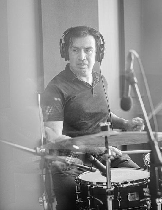 Crear jazz en la pandemia, Desafío para Adrián Oropeza