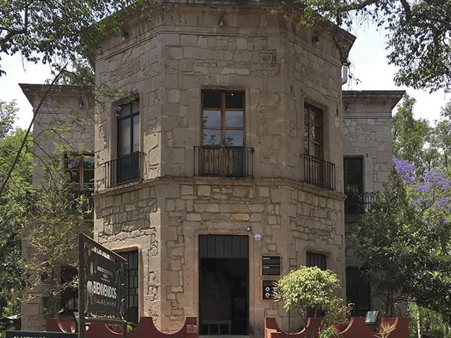 Museo de Historia Natural Manuel Martínez Solórzano