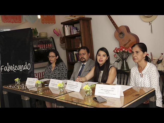 Anuncian actividades del proyecto Una Carta para el Elefante Blanco