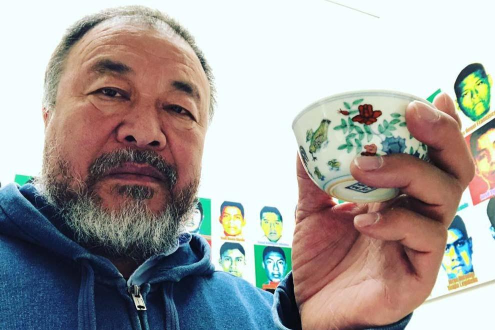 Ai Weiwei. Las piezas de la memoria, por TV UNAM