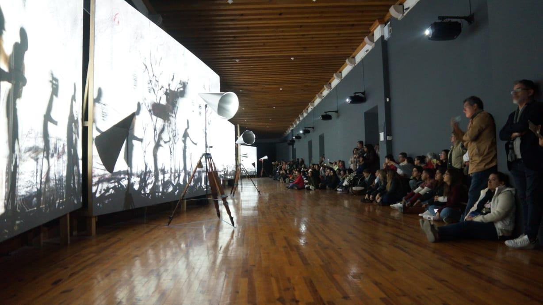 William Kentridge dice adiós a las salas del Centro Cultural Clavijero
