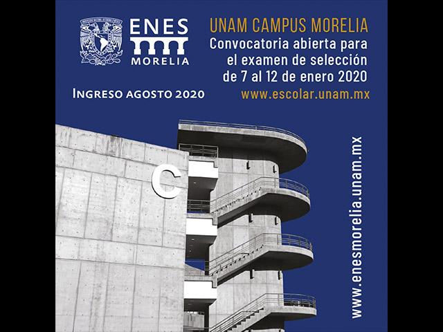 Abierta la primera convocatoria de ingreso 2020 a licenciaturas UNAM
