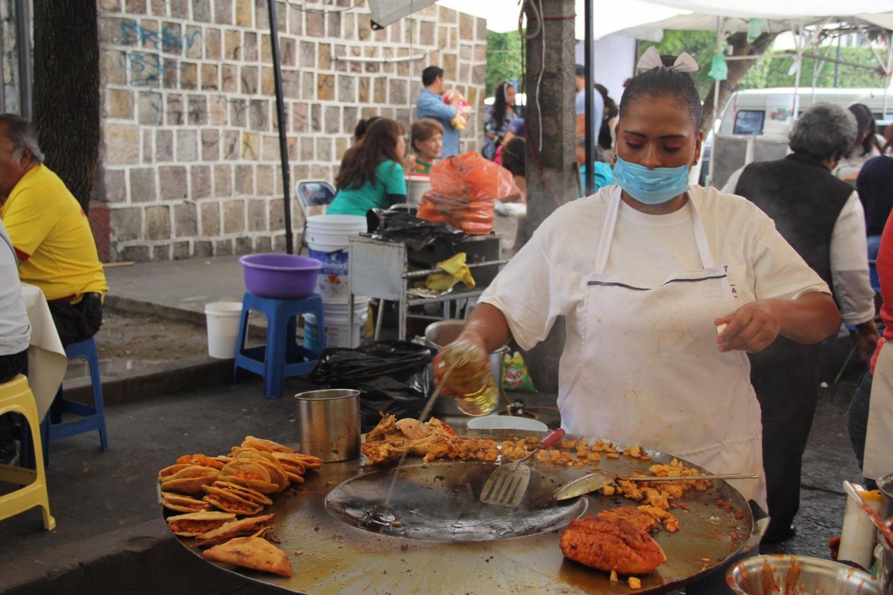 Morelia se llenó de sabor con el 4to. Festival del Tamal y el Buñuelo