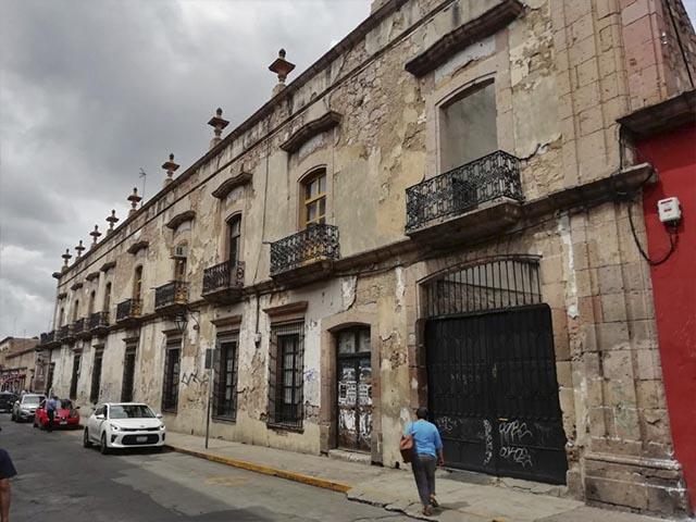 Restauran la ex residencia del Conde de Sierra Gorda