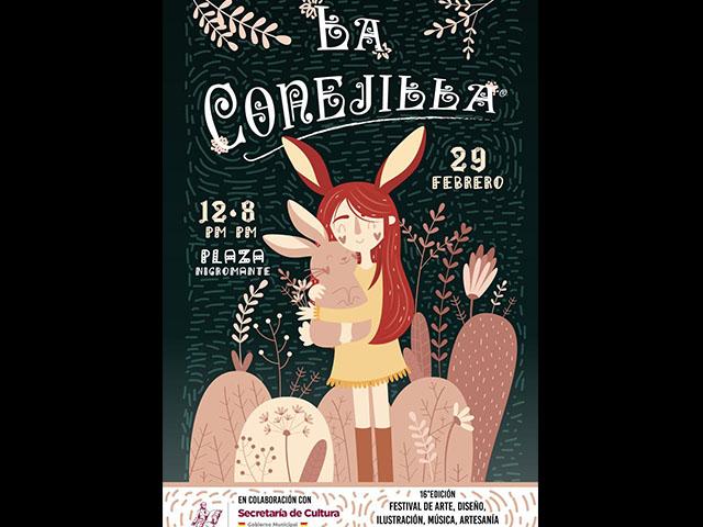La conejilla, expo artística y artesanal, este sábado en el Andador Nigromante