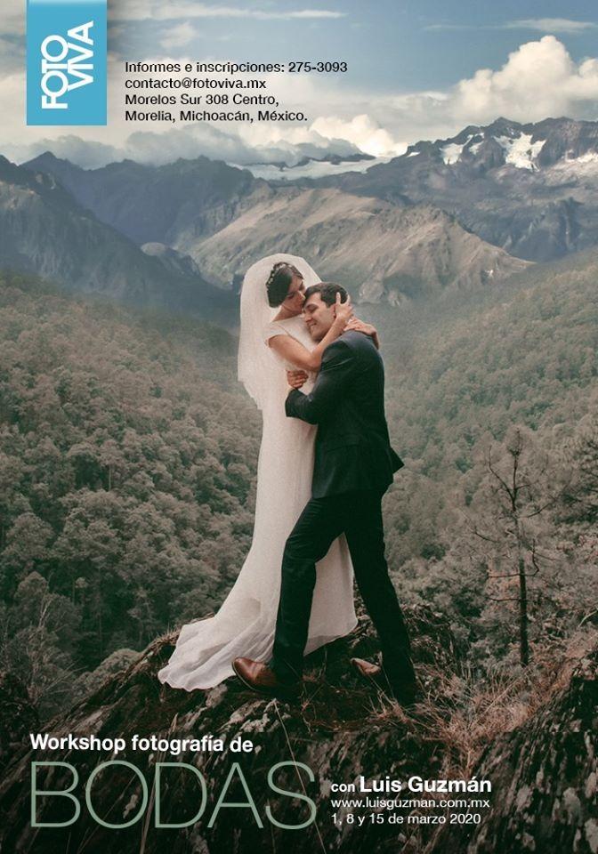 Taller de fotografía de bodas