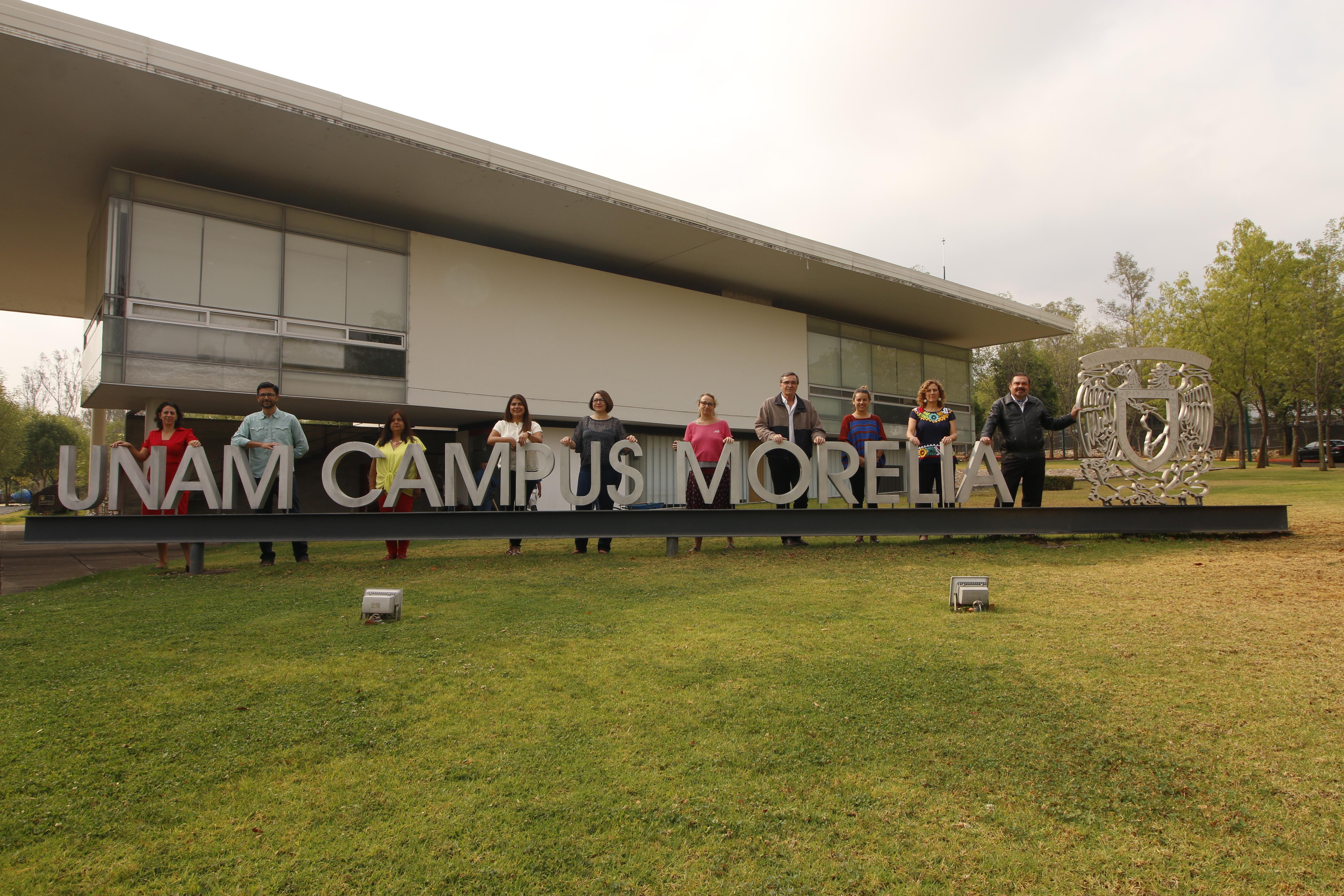Se consolidan las Humanidades y las Ciencias Sociales en el Campus UNAM Morelia