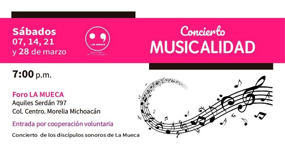 """Presentación de """"Musicalidad. Encuentro sensible con la sonoridad"""""""