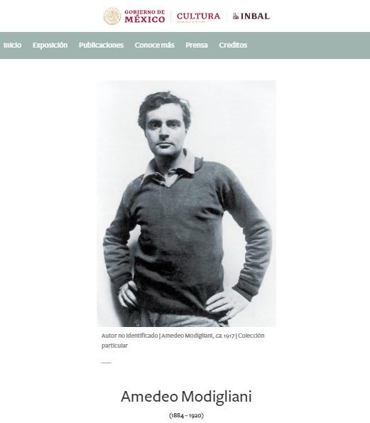 La bohemia parisina de Modigliani y compañía llega al Palacio de Bellas Artes