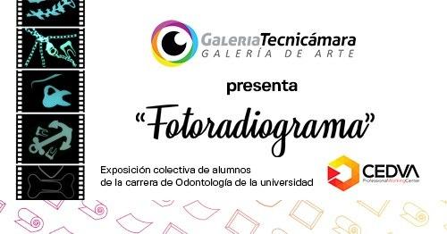 """Se encuentra disponible la expo """"Fotoradiograma"""""""