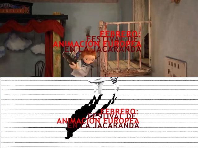 Un festival de animación europea en Pátzcuaro