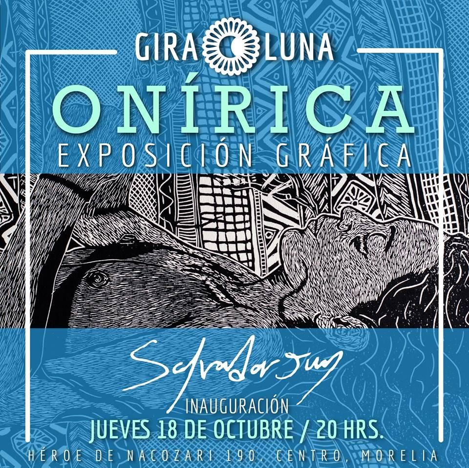 """Se encuentra abierta la exposición gráfica """"Onírica"""""""