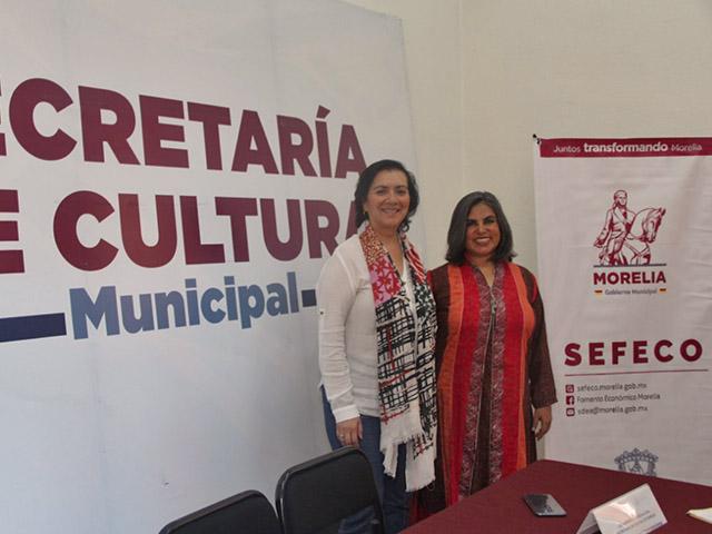 Presentó el Ayuntamiento de Morelia estrategias culturales y económicas en congreso continental