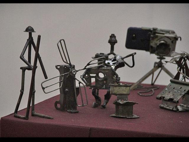 "Esta por ser abierta ""Serendipi Arte"", una expo de arte objeto"