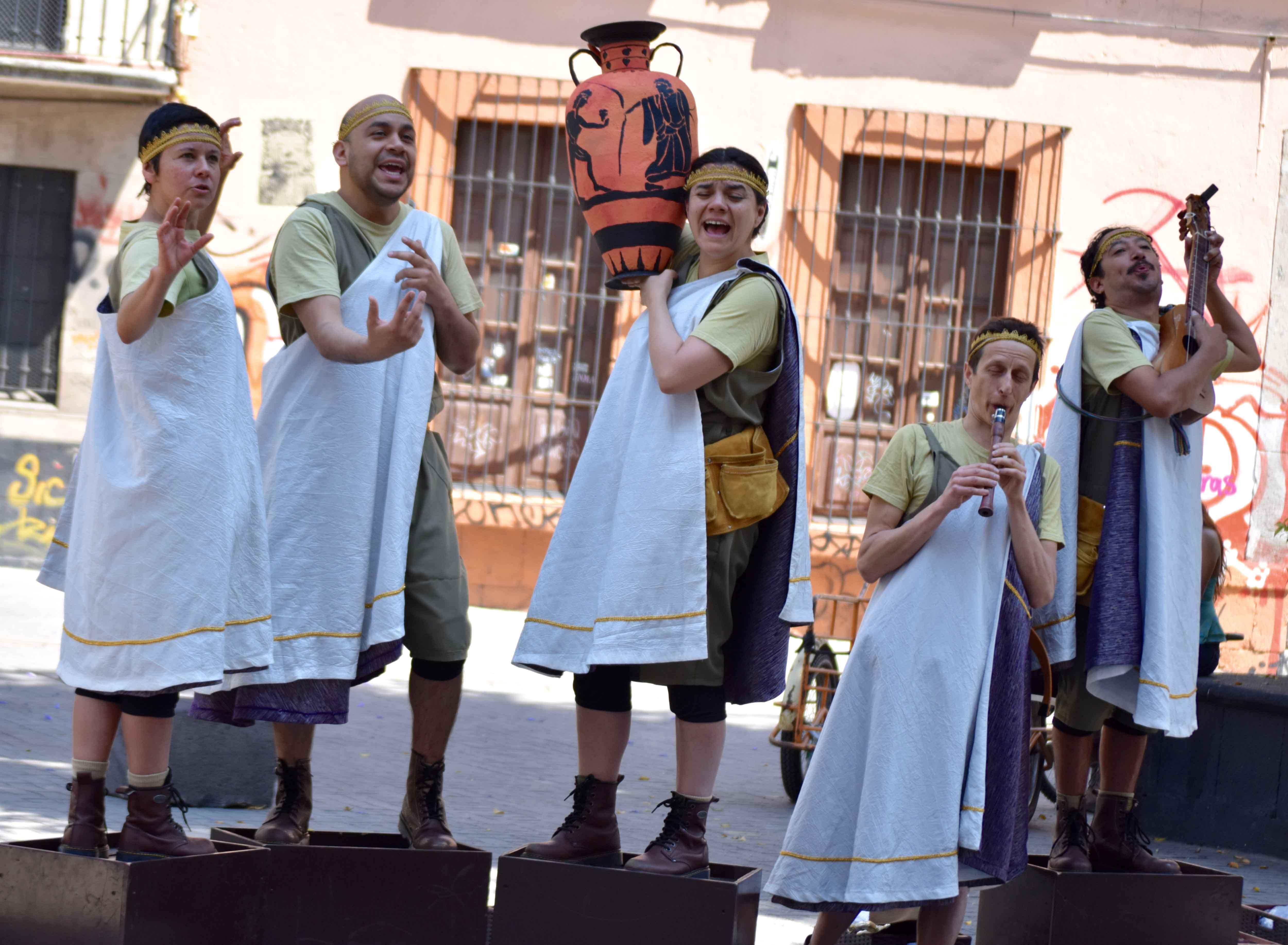 La compañía franco-mexicana Teatro Entre 2 celebra su décimo aniversario en el Centro Nacional de las Artes