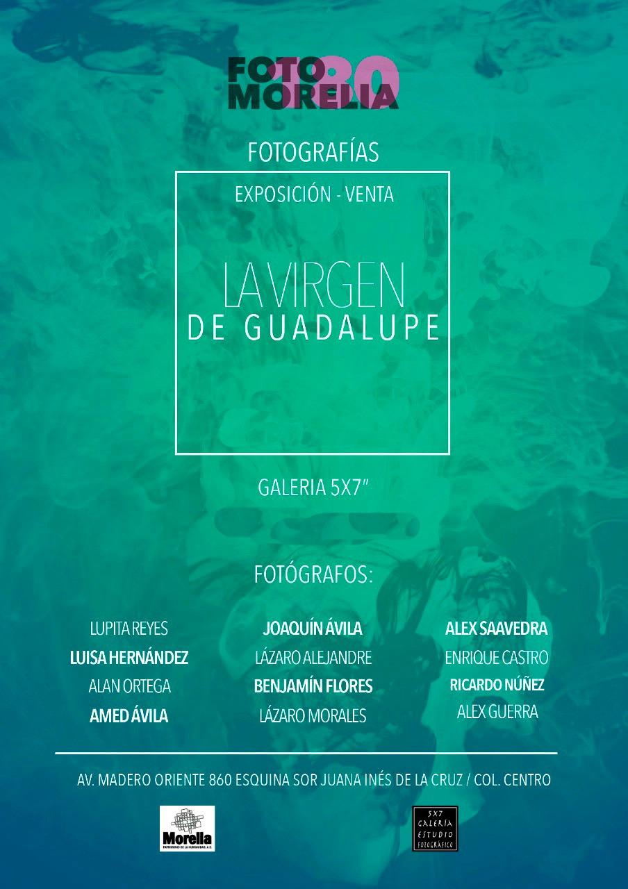 """Se encuentra disponible la expo """"La virgen de Guadalupe"""""""
