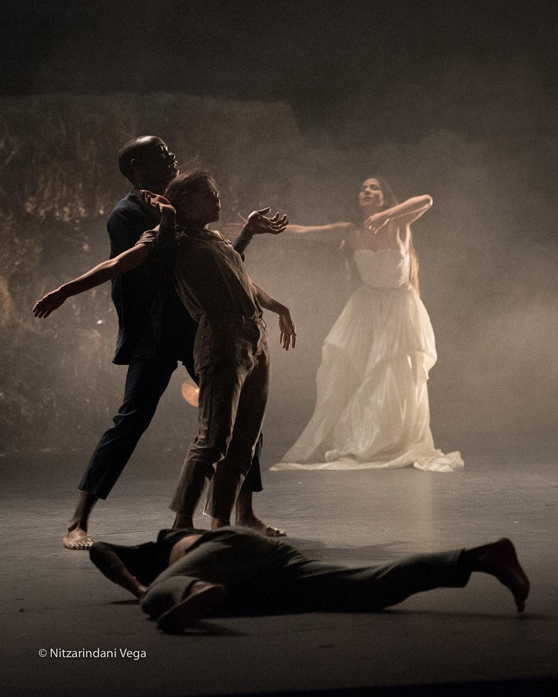 El Cenart presenta Novena Sinfonía. Danza contemporánea, una pieza que busca ser un acto de resistencia poético