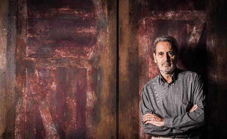 Vicente Rojo. El jardín de la memoria, por TV UNAM