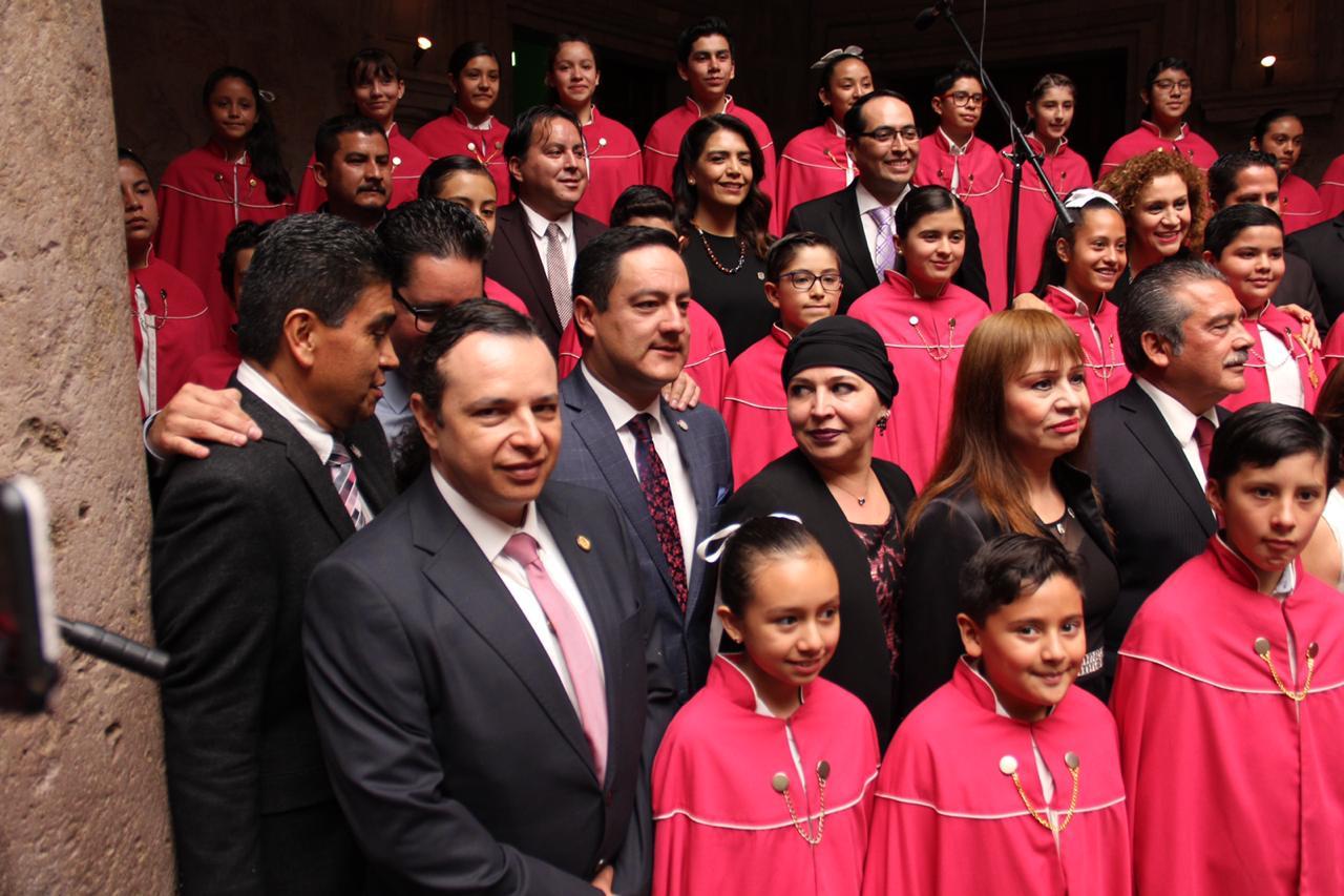 Concierto en el Palacio de Bellas Artes no vulneró la laicidad, Hirepan Maya