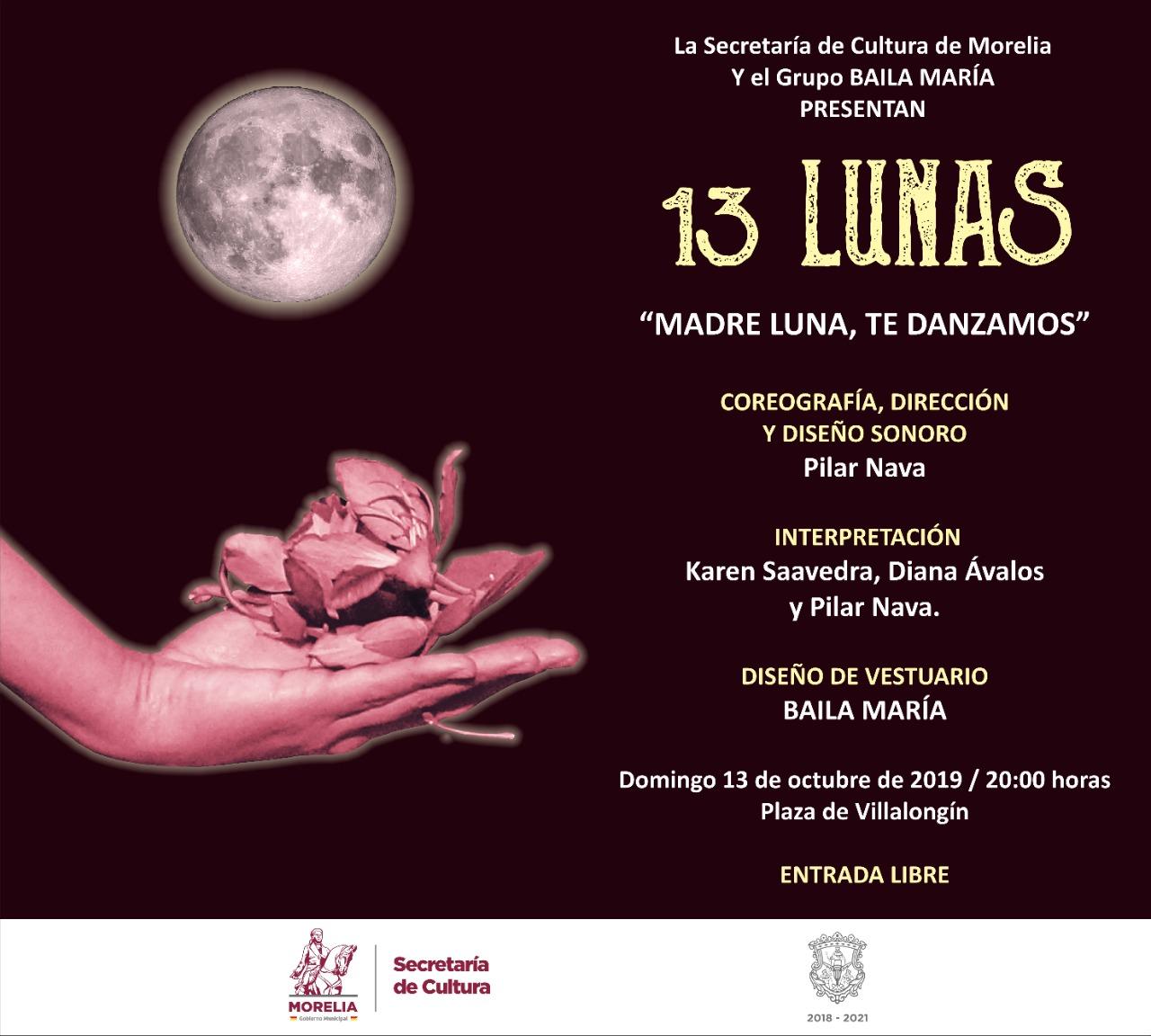 El proyecto 13 Lunas continuará en Plaza Villalongín