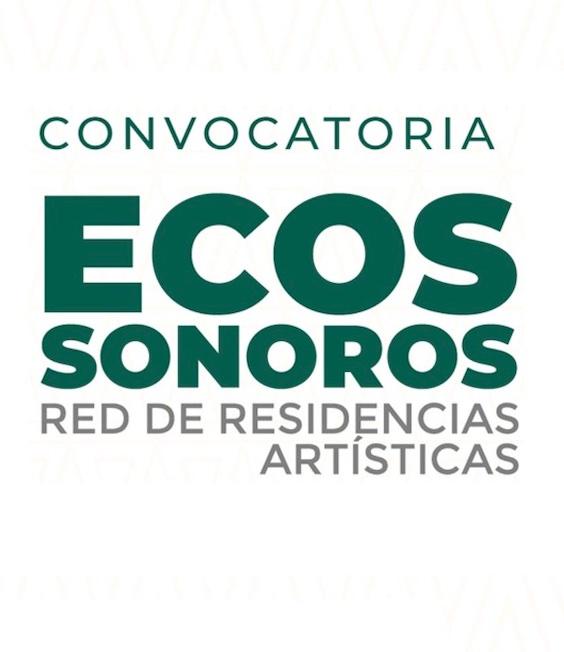 Convocan a participar en Ecos sonoros. Red de residencias artísticas,