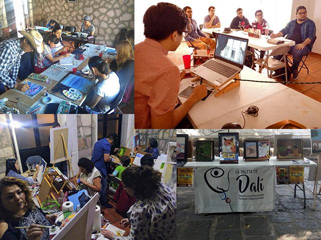 Morelia tiene todo para ser una sede cultural: La Paleta de Dalí