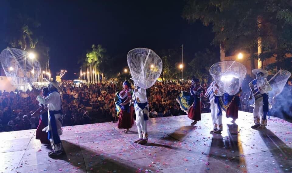 Yucatán recibió tradiciones morelianas en su Festival de Ánimas