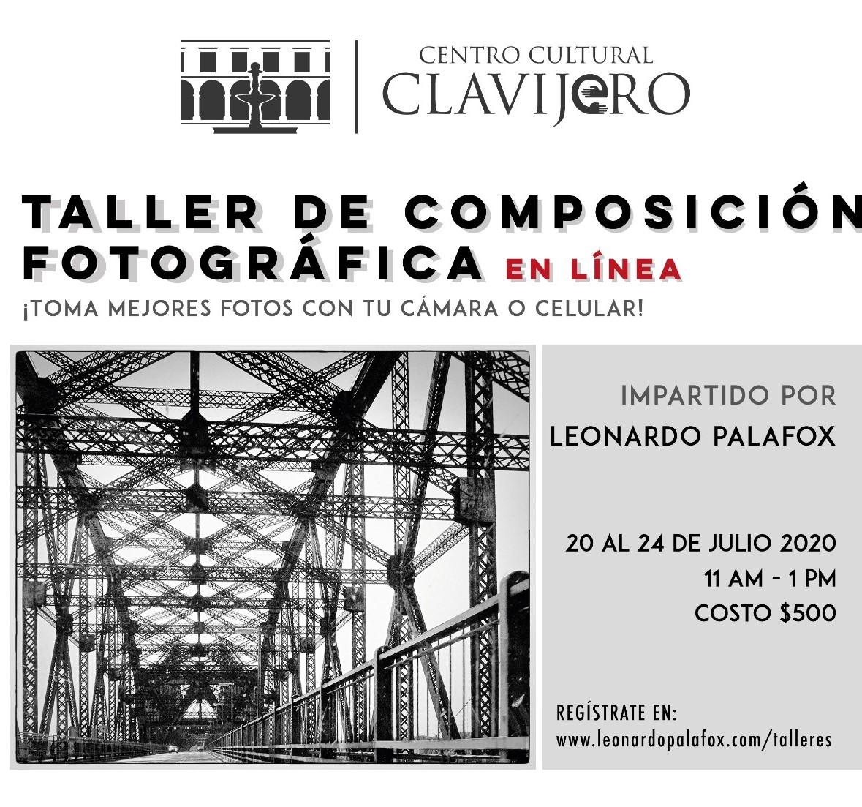 En Clavijero, curso para tomar fotografías con cámara o celular
