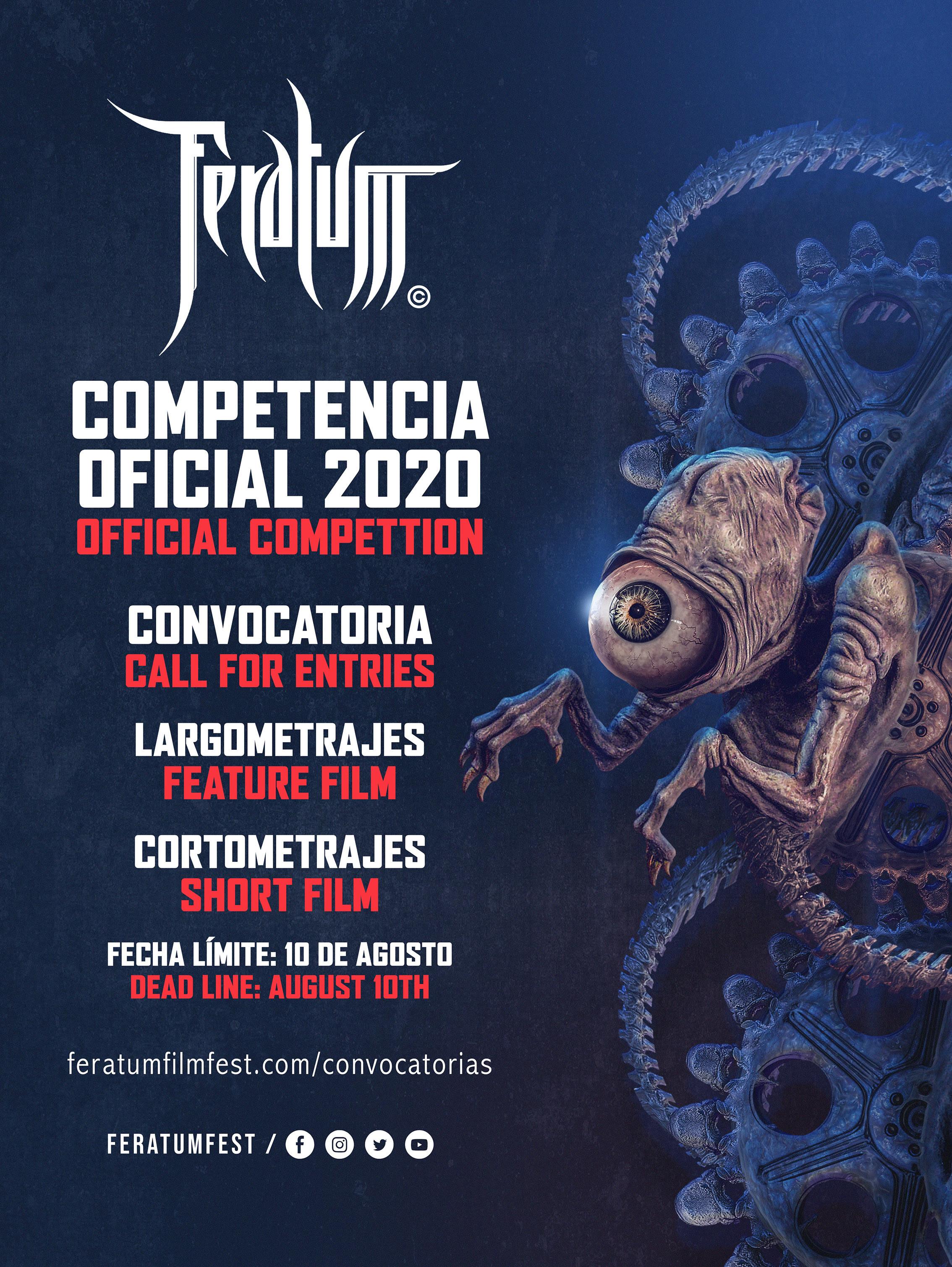 Feratum abre convocatorias para su novena edición